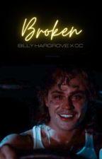 Broken • Billy Hargrove  by RenAintNoSaint