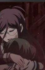 Please don't go (Toko x Komaru) by unpopulardrships