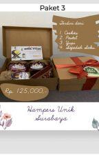 TERCANTIK, CALL : 0812-3360-6842 Jual Box hampers lebaran Indah by PaketHampersLebaran