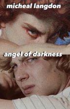 angel of darkness ~ micheal langdon (ahs apocalypse) by lilyhackerx