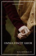 Sirius Black   Omnia Vincit Amor by tulipsanddaisies46