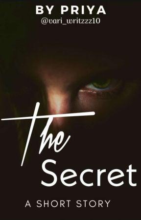 THE SECRET  by vari_writzzz10