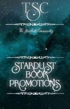 The Stardust Community   BOOK PROMOTIONS by Thestardustcommunity