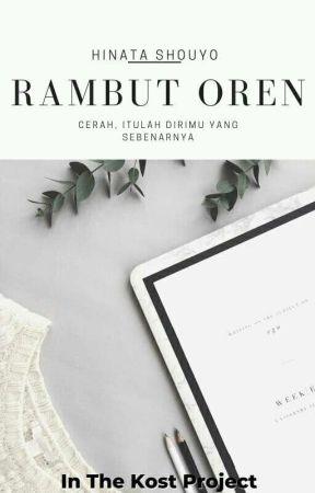 Rambut Oren | 「Hinata Shoyo」 by OkiJelly_