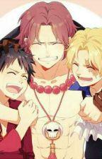 The brother smile by MiraiKuriyama07