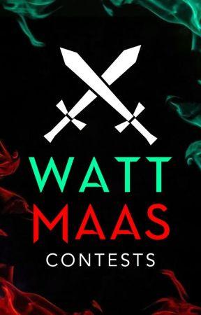 WattMaas Contests by WattMaas