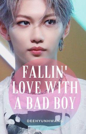 Faliin' Love with a bad boy - Hyunlix (but Felix dom) by deehyunhwang