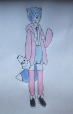 my fox by Dawnlightsilhouette