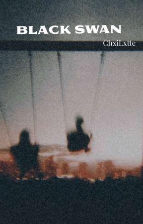 𝐁𝐋𝐀𝐂𝐊 𝐒𝐖𝐀𝐍【𝐘𝐨𝐨𝐧𝐦𝐢𝐧】  by ChxiLxtte