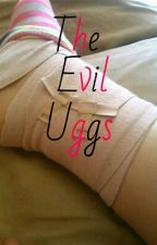 """""""The Evil Uggs broke my sprit & ankle."""" -Stephfo by stephfoofficial"""
