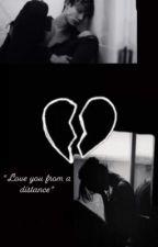 •Love you from a distance• ~ Jaden Hossler  by kxira_14