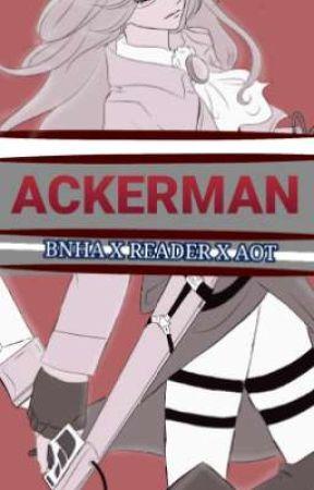 ACKERMAN by Xythe_Phantasma