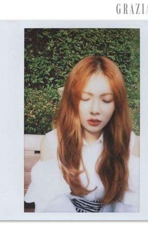 Quero te esquecer | Hyuna + Dawn by sheepzhang