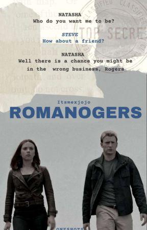 Romanogers Oneshots by itsmexjojo