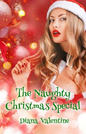 Book covers for The Naughty Holiday Special Books by TheShadowThatWrites