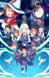 The Demon Witch (LWA x Fem Reader) cover