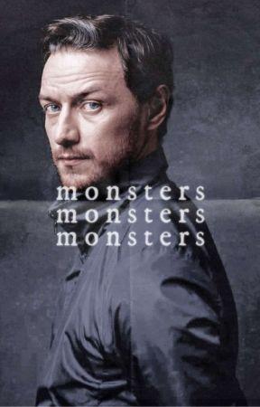 MONSTERS. [ steve rogers ! ] by whatthestarks