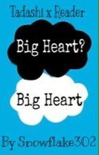 Big Heart~ Tadashi x Reader by snowflake302