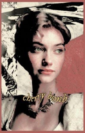 ² cherry bomb, remus lupin by -astrocallisto