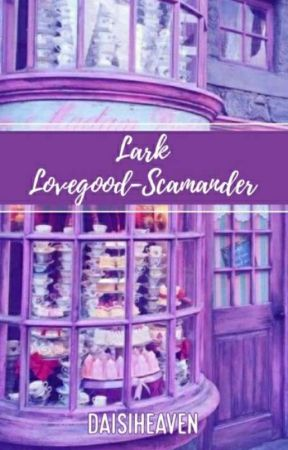 Lark Lovegood-Scamander by daisiheaven