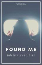 Find me - ich bin doch hier by LenaHa0508