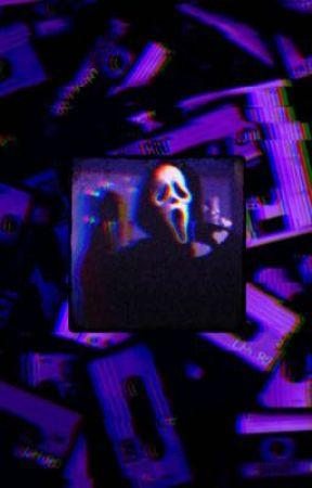 𝙆𝙞𝙡𝙡𝙚𝙧    Ghostface x Reader by Cinnamonacidd