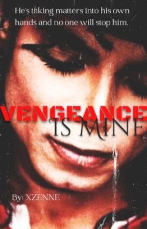 Vengeance Is Mine MJ by ZennyP