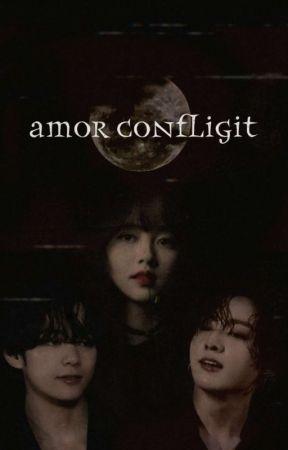 Amor Confligit [Hold On] by rilyvii