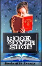 Book Cover Shop by FanfictionHut