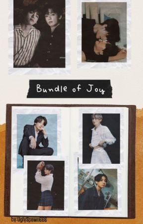 Bundle of Joy//KOOKV by UglySpawn666
