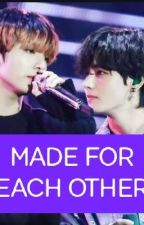 MADE FOR EACH OTHER (TAEKOOK) by TAEKOOKIE_71