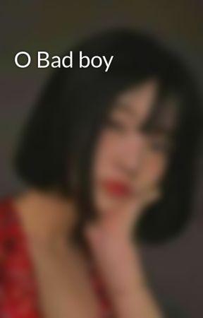 O Bad boy by lilllijeon