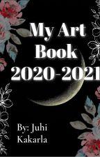 My Art Book ! by AngryCinnamonRollDex
