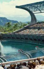 Owen Gradys sister x Jurassic world (Zack Mitchell) by unknown_liverpool