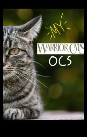 My Warrior Cats oc's! by WarriorcatsHamilton