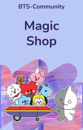 Magic Shop   Contests by BTS-Community