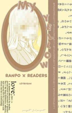 -ˋˏ ⎙ 𝐌𝐘 𝐘𝐄𝐋𝐋𝐎𝐖;  ranpo edogawa by leybosan