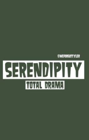 Serendipity ↠ Total Drama Island (Revised) by lickingduncan