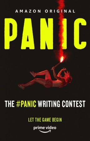 The #Panic Writing Contest [CLOSED] by AmazonPrimeVideo