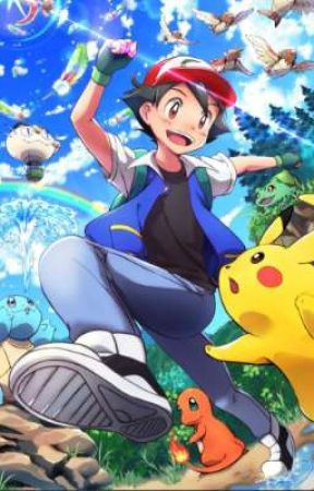 Ash Ketchum's Journey (Slow Updates ) by SirLucario13