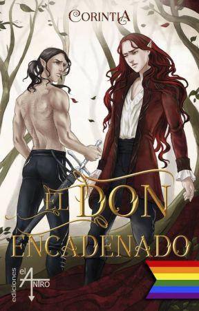 El Don encadenado by edicioneselAntro