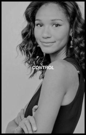 CONTROL    ▏︎DEREK HALE ¹︎ by gihlbert