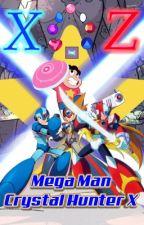 Mega Man Crystal Hunter X (A Mega Man X and Steven Universe Crossover) by Wattreader7389
