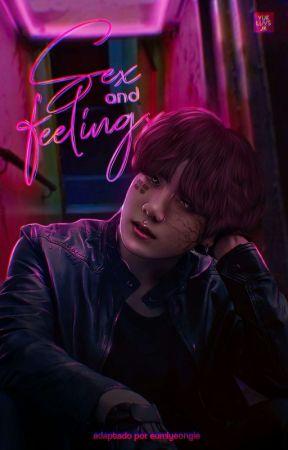 色彩 ━ SEX AND FEELINGS | KOOKTAE  by eumlyeongie