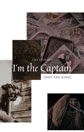 I'm the Captain by airachandra