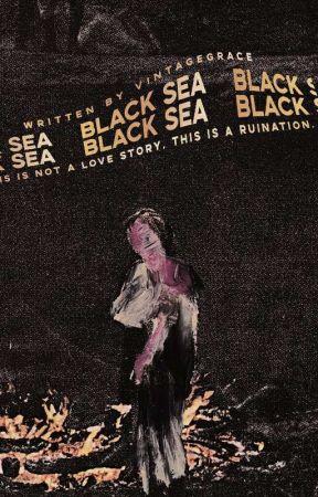 BLACK SEA ━━ shadow & bone by vintagegrace