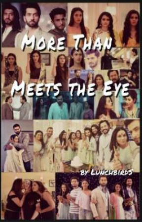 More Than Meets the Eye (An Ishqbaaz FF) by LunchbirdS