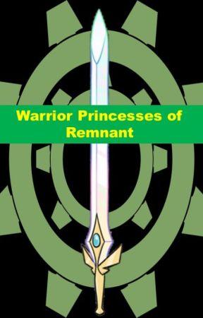 Warrior Princesses of Remnant by DevilNorthStar13