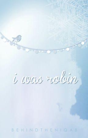 I Was Robin by BehindTheNiqab