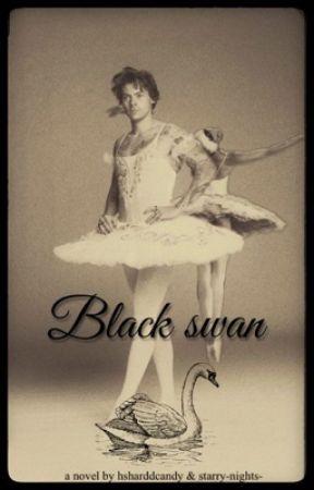 Black swan [H.S] by starry-nights-